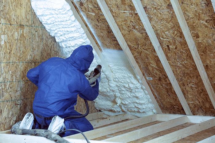 Dangers of Spray Foam Insulation